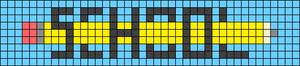 Alpha pattern #54505