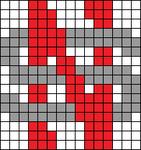 Alpha pattern #54510