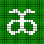 Alpha pattern #54513