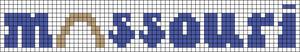 Alpha pattern #54514