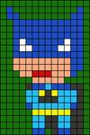 Alpha pattern #54518
