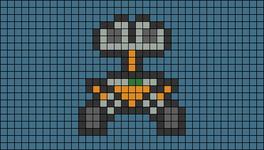 Alpha pattern #54522