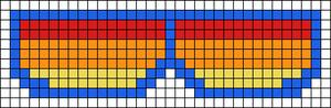 Alpha pattern #54529