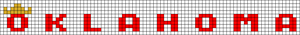 Alpha pattern #54534