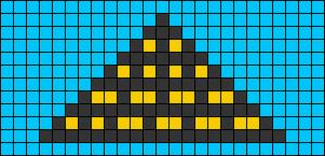 Alpha pattern #54543