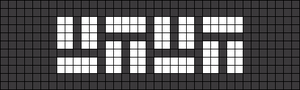 Alpha pattern #54553