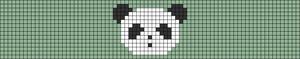 Alpha pattern #54555