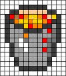 Alpha pattern #54564