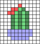 Alpha pattern #54574