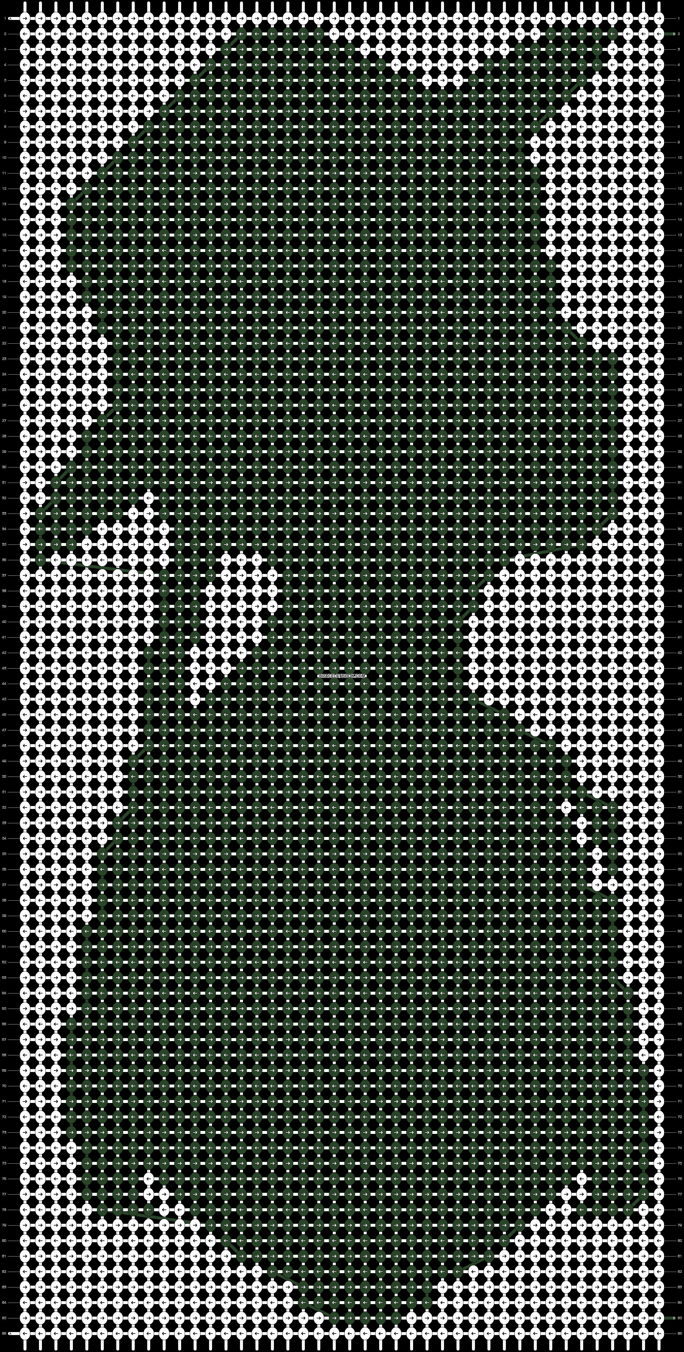 Alpha pattern #54576 pattern