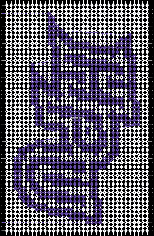 Alpha pattern #54577 pattern