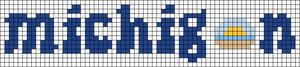 Alpha pattern #54580