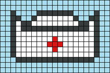 Alpha pattern #54592