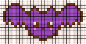Alpha pattern #54593