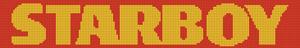 Alpha pattern #54597