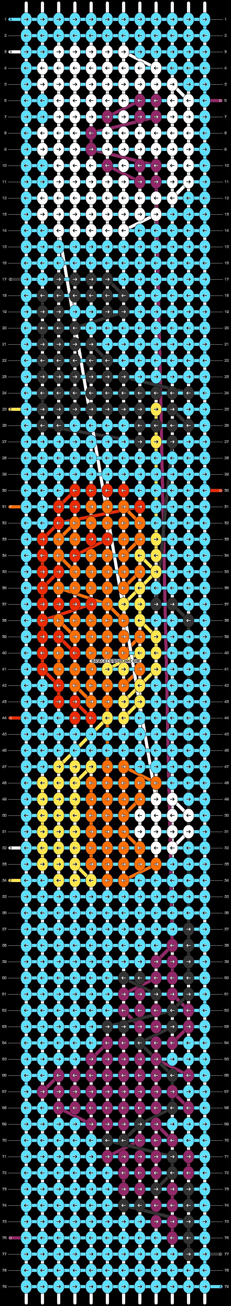 Alpha pattern #54599 pattern
