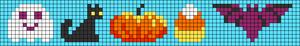 Alpha pattern #54599