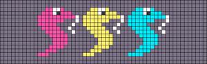 Alpha pattern #54601