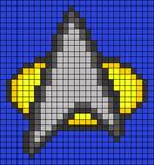 Alpha pattern #54603