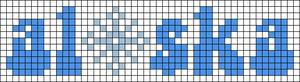 Alpha pattern #54607