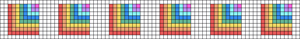 Alpha pattern #54613
