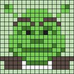 Alpha pattern #54618