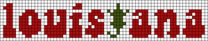 Alpha pattern #54624