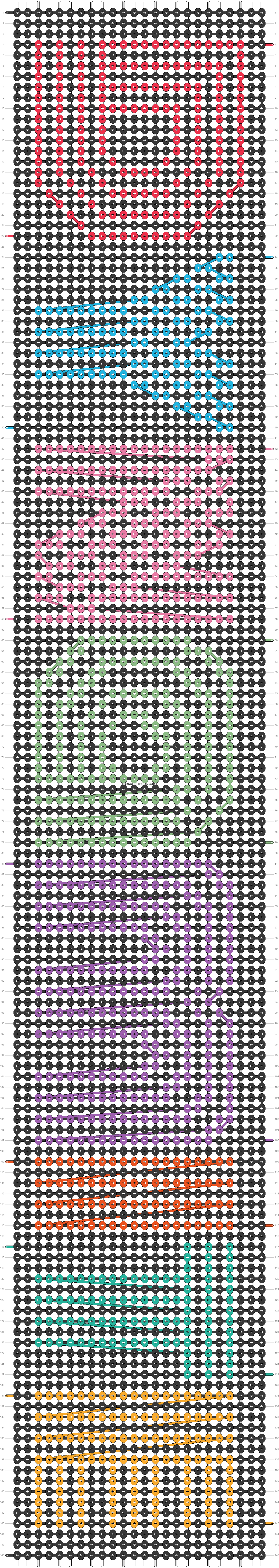 Alpha pattern #54627 pattern