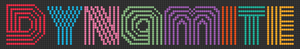 Alpha pattern #54627