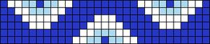 Alpha pattern #54638