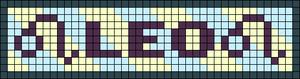 Alpha pattern #54640