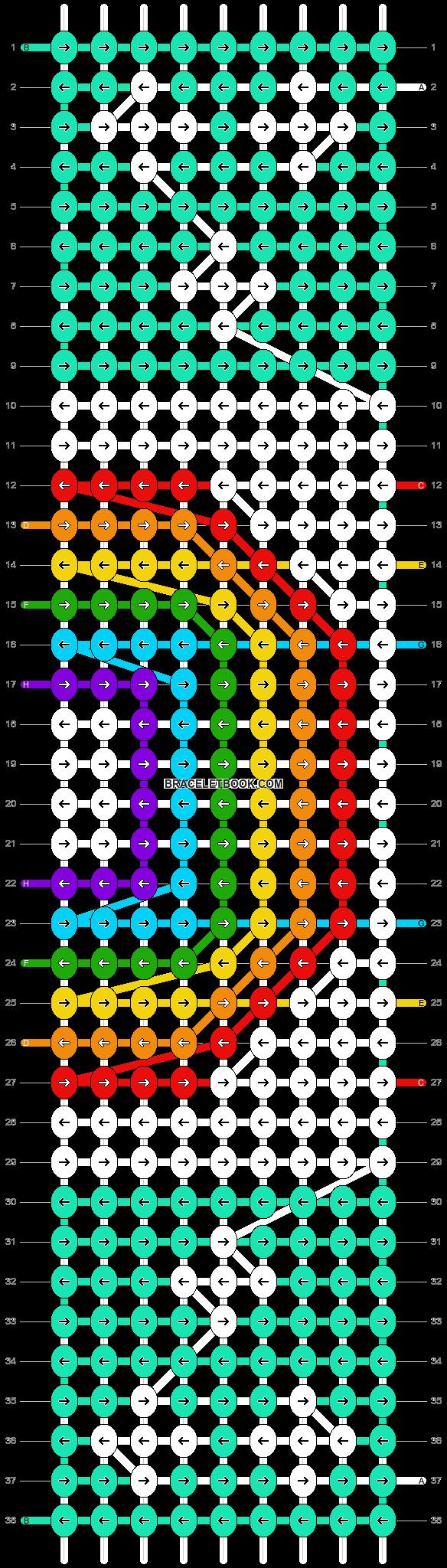 Alpha pattern #54649 pattern