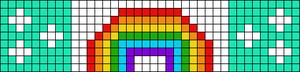 Alpha pattern #54649