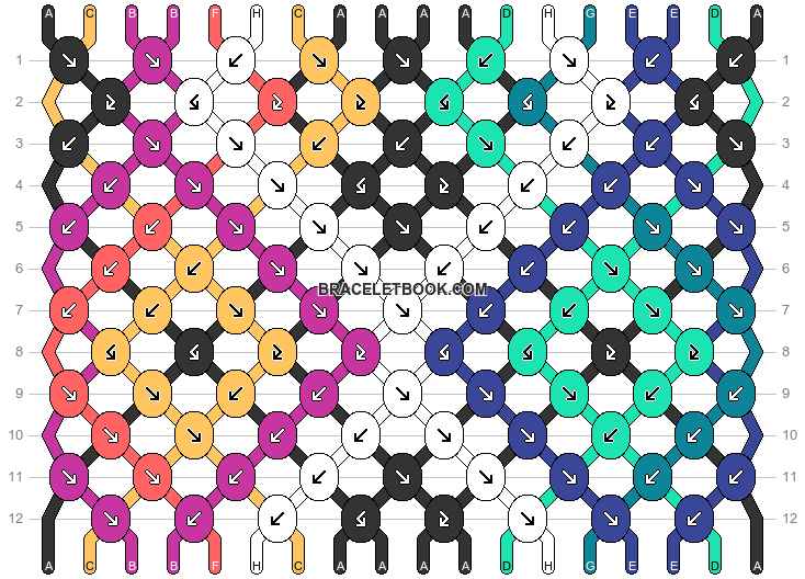 Normal pattern #54651 pattern