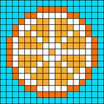 Alpha pattern #54665
