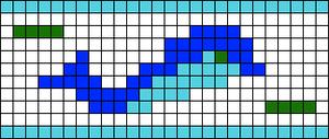 Alpha pattern #54669