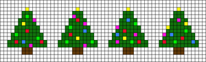 Alpha pattern #54677