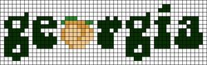 Alpha pattern #54679