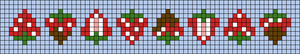 Alpha pattern #54686