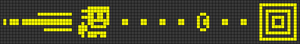 Alpha pattern #54689