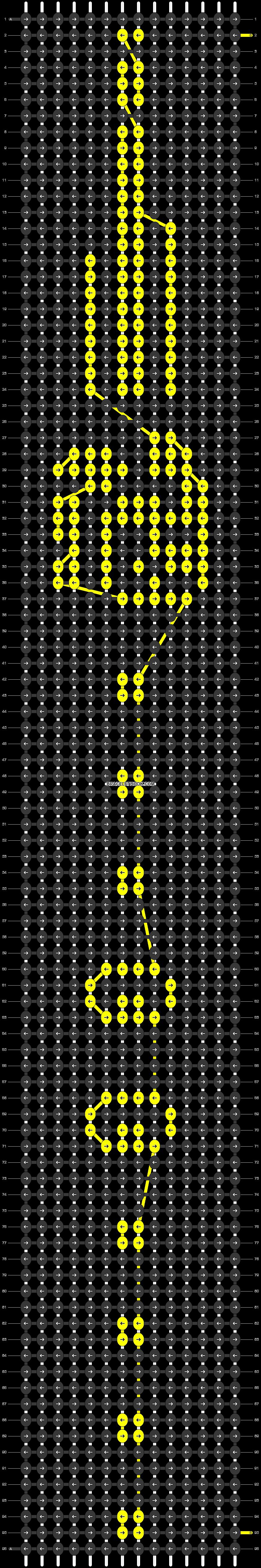 Alpha pattern #54693 pattern