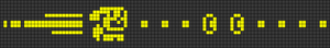 Alpha pattern #54693