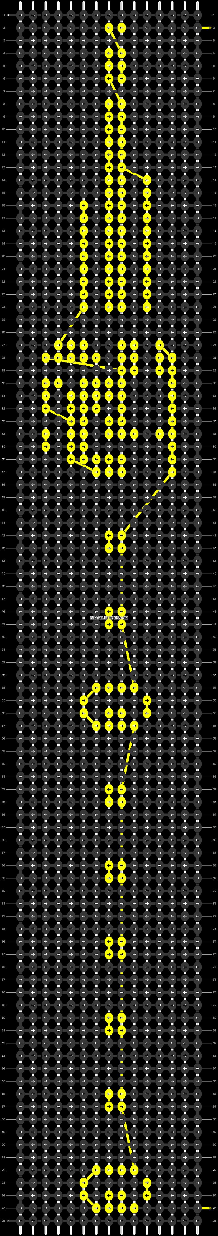 Alpha pattern #54695 pattern