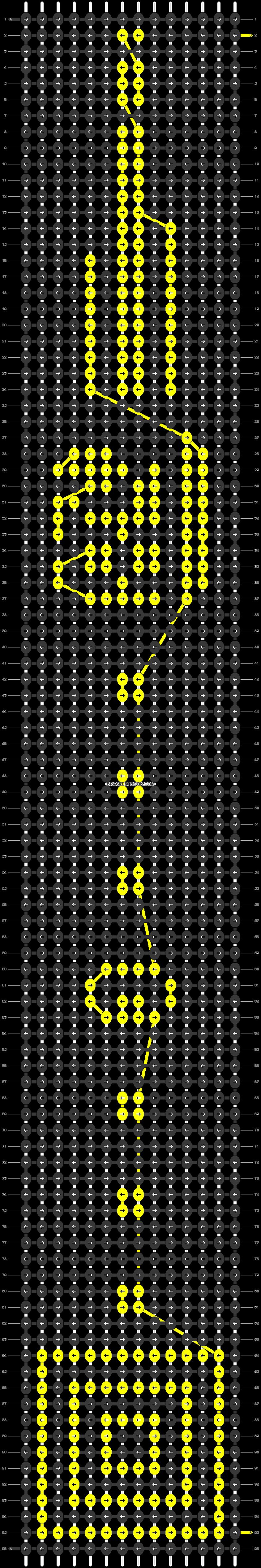 Alpha pattern #54699 pattern