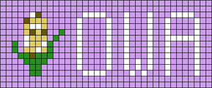 Alpha pattern #54722
