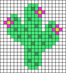 Alpha pattern #54725