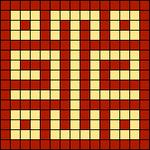 Alpha pattern #54726