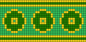 Alpha pattern #54727