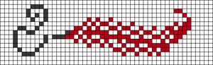 Alpha pattern #54737