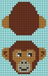 Alpha pattern #54739